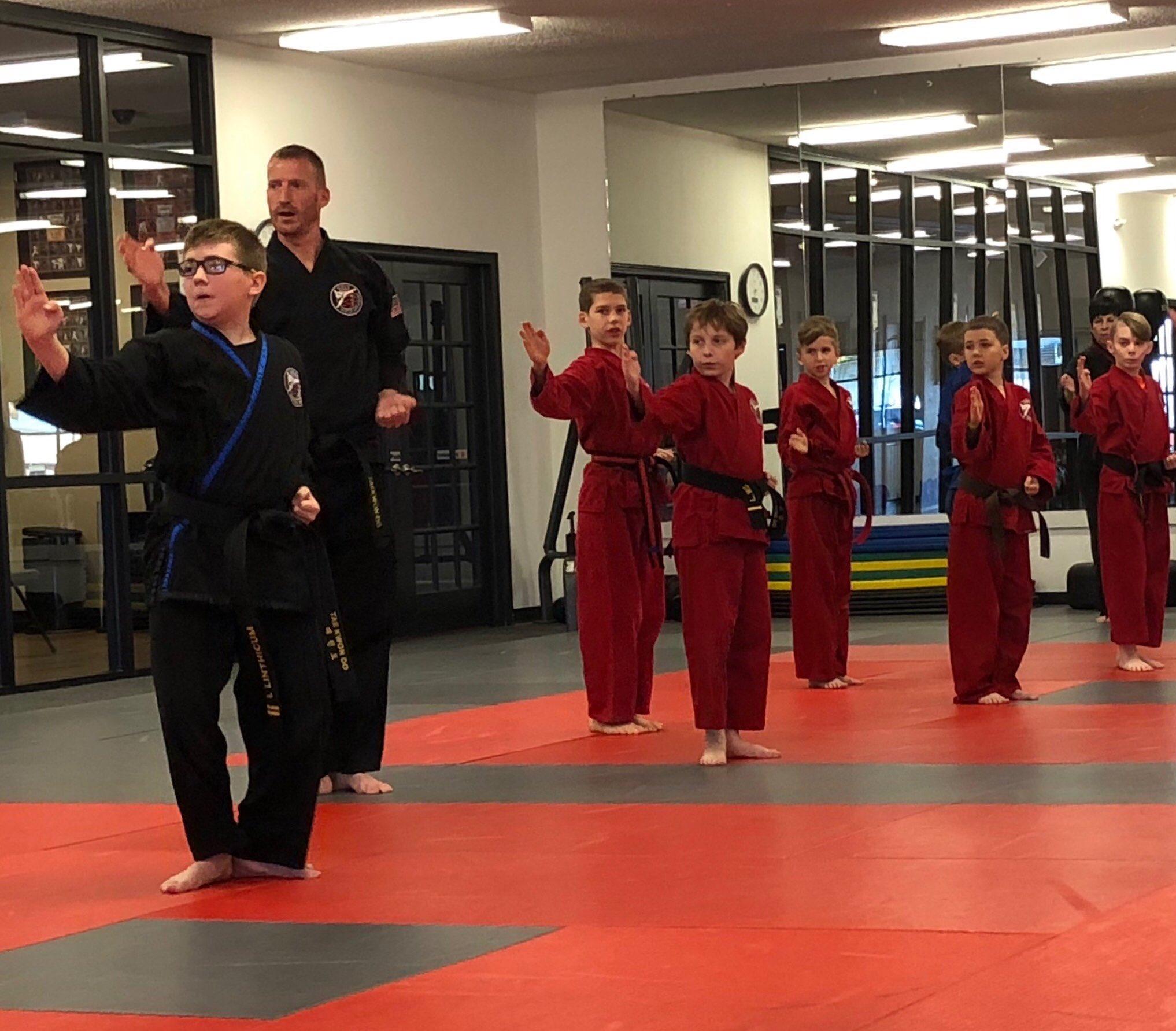 Jenks Martial Arts Academy New Student Enrollment image