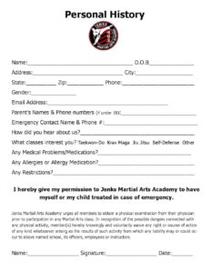forms jenks martial arts academy jenks ok