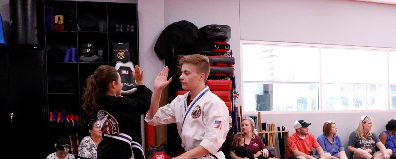 Jenks Martial Arts Academy SIX WEEKS FOR $99