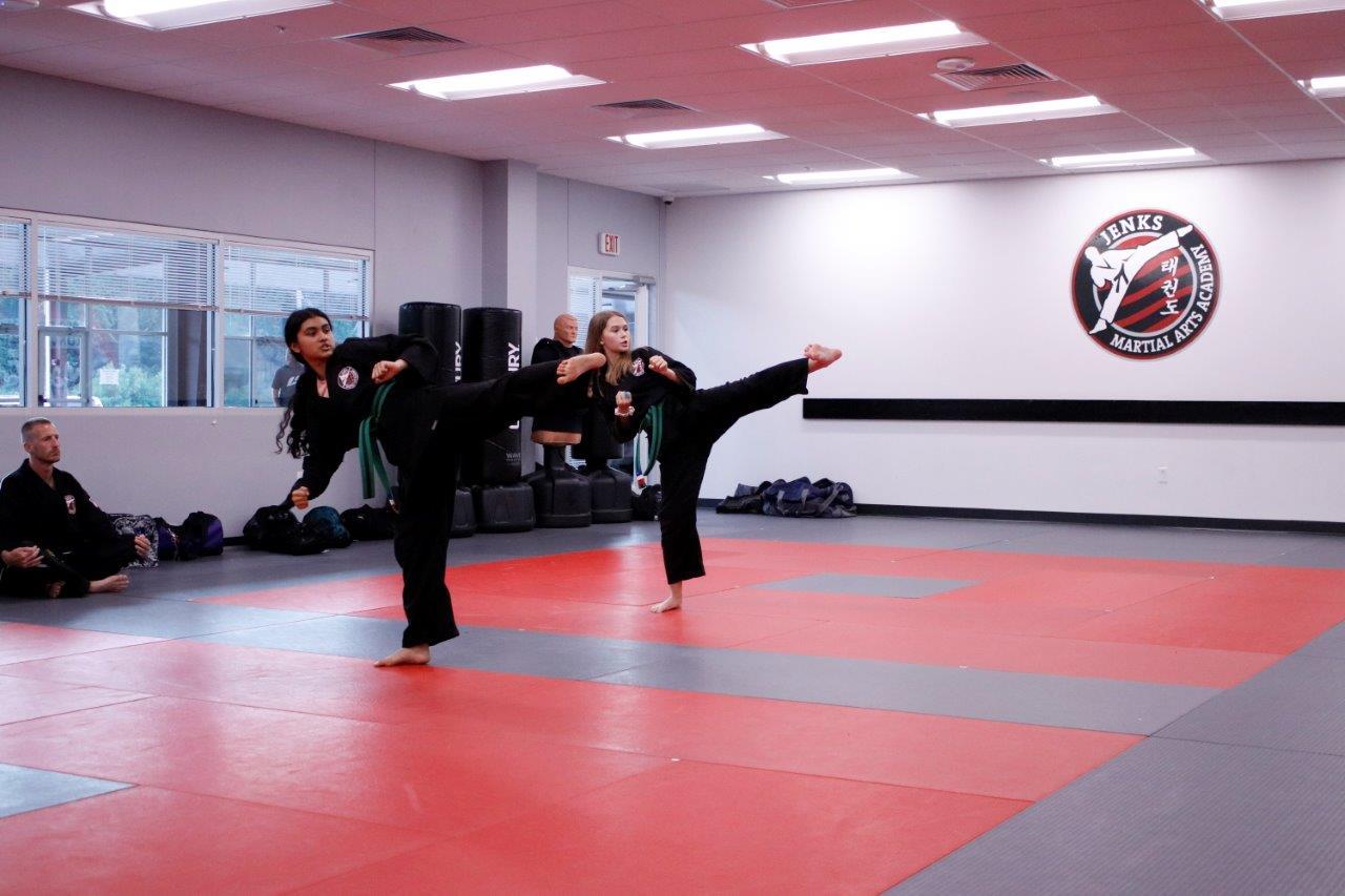 Jenks Martial Arts Academy New Student Enrollment