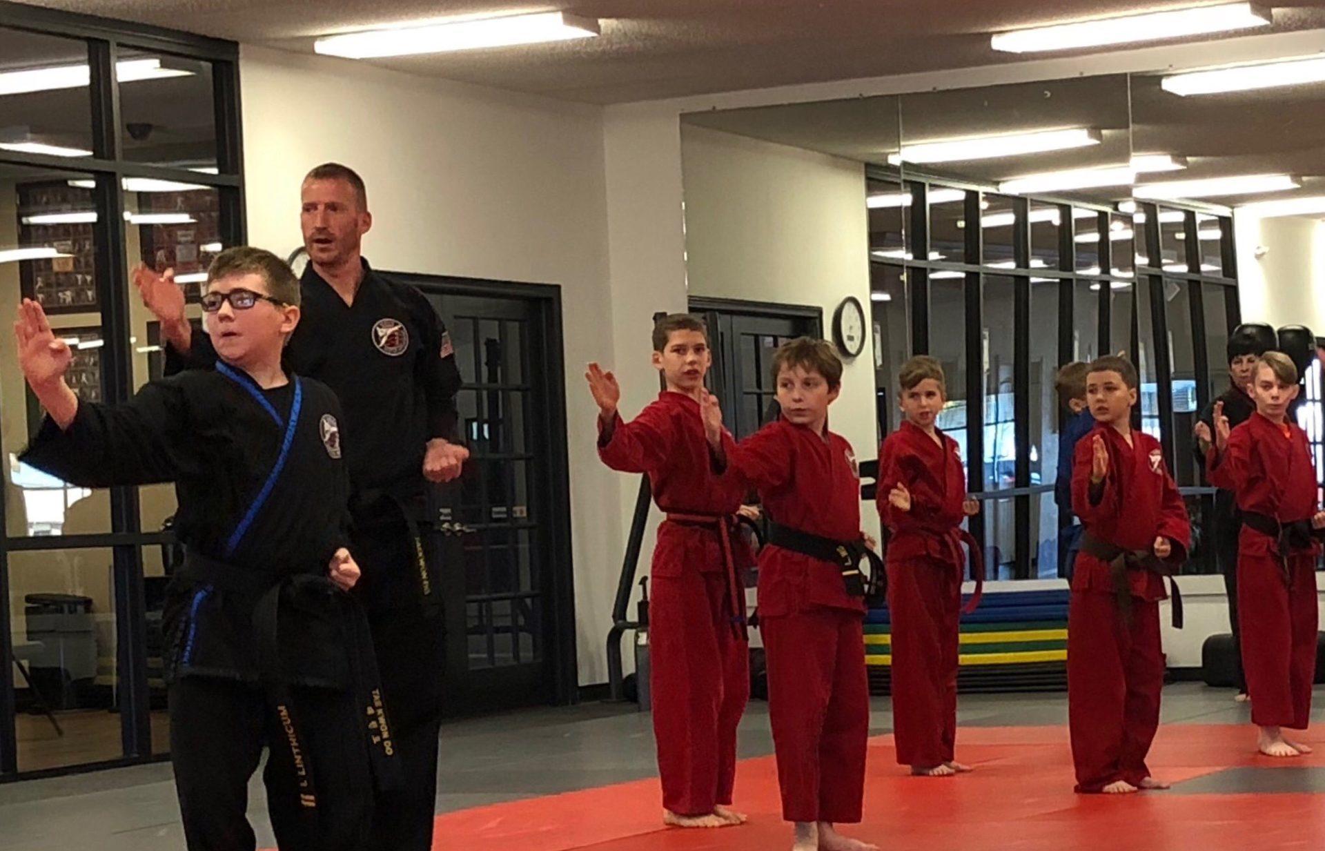 Jenks Martial Arts Academy Programs